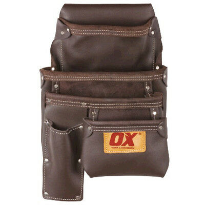 NEW OX Pro Leather Framers Pouch OX
