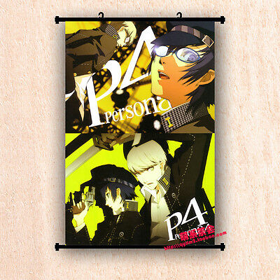 Persona Shirogane Naoto Home Docer Poster Wall Painting Scroll Painting 50*75cm