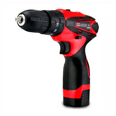 Rechargeable Drill Electric Tools Electric Impact Hammer Drill Lithium-Ion Drive