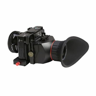 """GGS Swivi S4 3X Optical Viewfinder 3""""16:9 Aspect LCD for Sony a7 a7R a7II"""