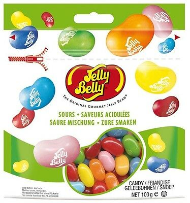 Jelly Belly Sours 100g x 12