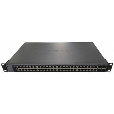 Netgear ProSafe GSM7248 48 Port Gigabit L2 Managed Network Switch - Tax Invoice