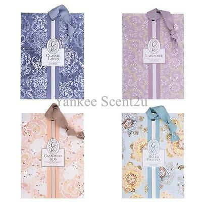 Greenleaf Grande Scented Sachets with Hanging Ribbon Variety 230ml *FREE P&P*