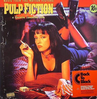 VARIOUS - Pulp Fiction (Soundtrack) - Vinyl (LP)