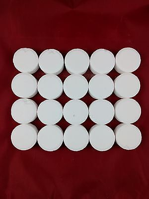 20 x 20g Multifunction Chlorine Bromine Tablets Swimming Pool Hot Tub Spa