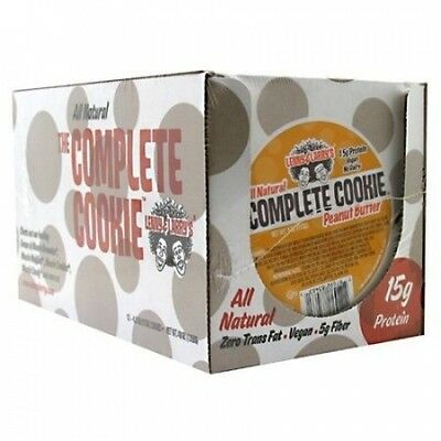 Lenny & Larry's All-Natural Complete Cookie. Brand New