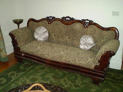 Vintage 19th. Century Biedermeier Sofa