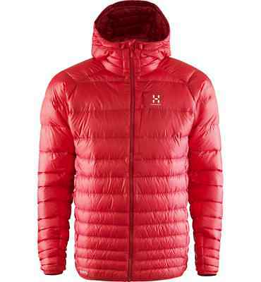 NEW Haglöfs Essens III Insulated Down Hood Jacket 45% Off Was £220 Now ONLY £120