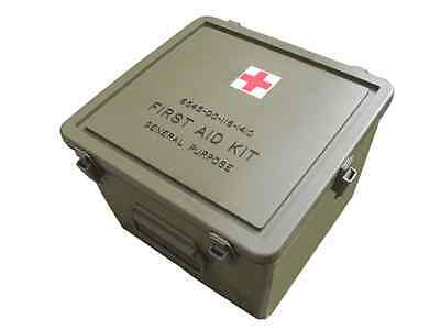 First Aid Box-Large US Military