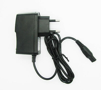 Eu Plug For Philips Shaver Charger Power Lead Cord Fits Hq7870 Hq7885 Hq7890