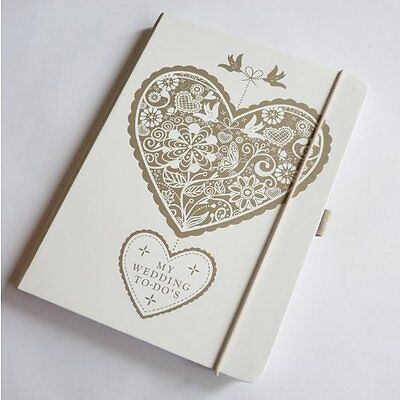 Wedding To Do's - Planner Book/Journal/Notebook/Organiser ktwo - Engagement Gift