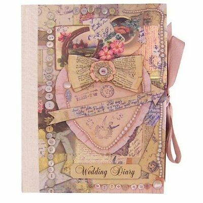Antique Vintage Wedding Planner Book (Diary /Journal /Organiser) engagement gift