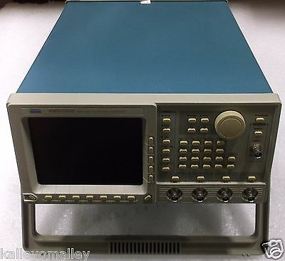 Tektronix/Sony AWG2005 Arbitrary Waveform Generator, 20 MS/s With Options Tested