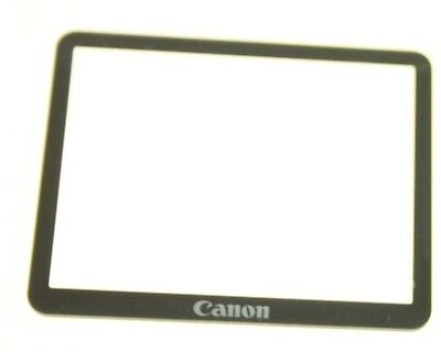 Canon Eos 50D Rear Lcd Window/tft Screen Made By Canon Genuine Spare Part