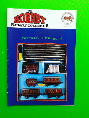 The Hornby Railway Collector Magazine August 2008 434 Post War Electric O Gauge
