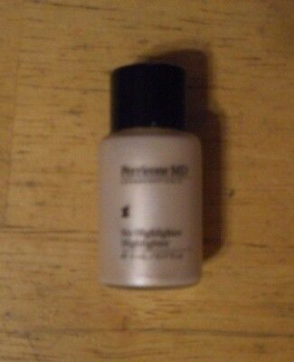 0.17oz PERRICONE MD COSMECEUTICALS NO HIGHLIGHTER HIGHLIGHTER unsealed NWOB