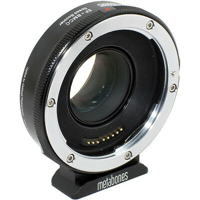 Metabones Canon EF Lens to Micro Four Thirds Speed Booster [Camera]