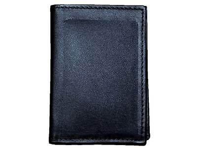 Soft Leather ID / Warrant Card Holder / Wallet for POLICE SECURITY OFFICER PCSO