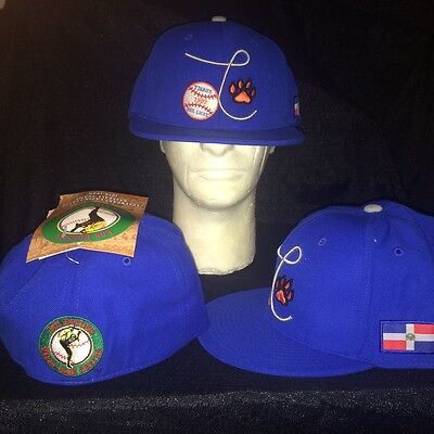 Latin League TIGRES DEL LICEY -DOMINICA   SIZE 7 5/8 Fitted  Hat
