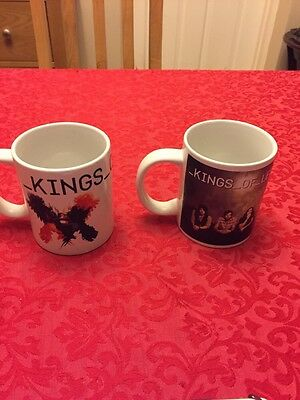 Kings Of Leon Mugs - Collectable - Music - Official
