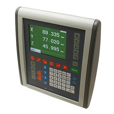 Easson ES-12 LCD 3 Axis Digital Readout Display Console