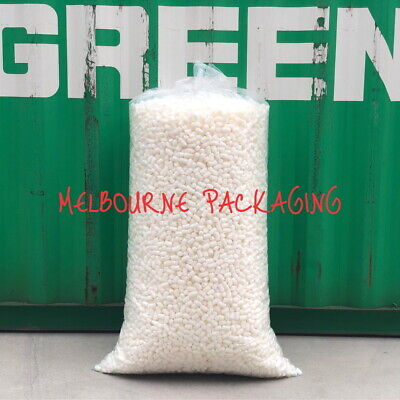 100 Litre Void fill Packing Peanuts Biofill Foam Cushioning Pack Materials