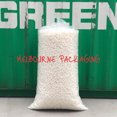100L Biofill Packing Peanuts Void Loose Foam Packaging Cushioning Pack Materials