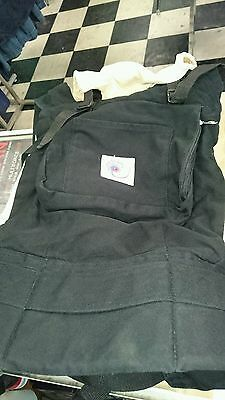 ERGO Baby Carrier Black and Tan