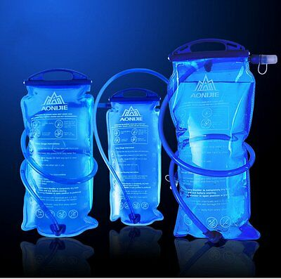 US Outdoor 3L Hydration System Pack Backpack Climbing Hiking Bladder Water Bag