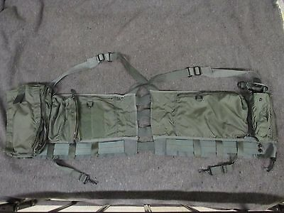 Us Navy Vietnam Era Sv2B Aircrew Survival Vest Dated 1976 Mint Never Issued