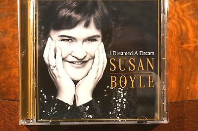 Susan Boyle - I Dreamed A Dream - Used  VG