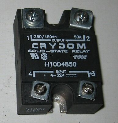 Crydom H10D4850 Solid State Relay in VGC