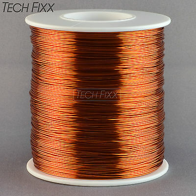 Magnet Wire 22 Gauge AWG Enameled Copper 500 Feet Coil Winding & Crafts 200C