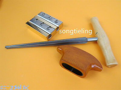 New cello tool,FLUTE CELLO PEG HOLE REAMER /PEG SHAVE /pegs assistant handle