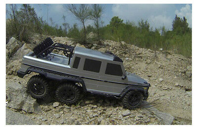 NEW 1:10Th Rock Crawler Rtr 6X6 (Vskt-P601) from RC Hobby Land