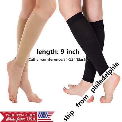Calorie Off Slim Up Calf Stovepipe Socks Leg Warmer Body Shaper Socks Leggings
