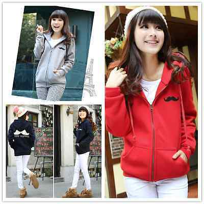 women Cardigan sports casual Hooded loose thin sweater new fashion design #004