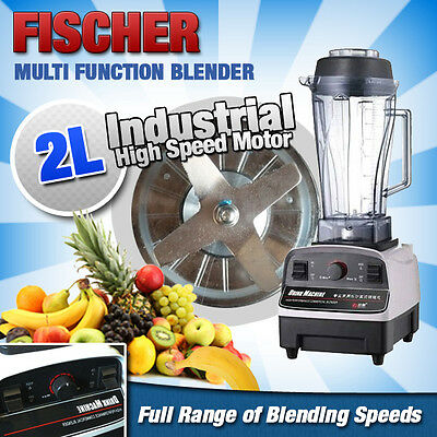 """""""brand New"""" 1500W Commercial Multi Function Blender Smoothie Crusher   Bl767A"""