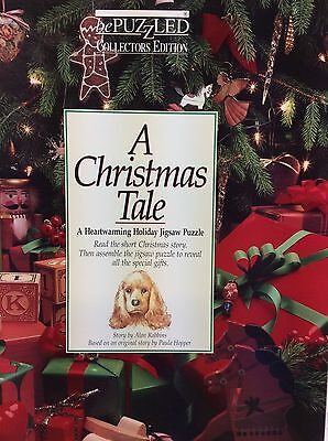 A Christmas Tale Mystery Jigsaw Puzzle BePuzzled Collectors Edition