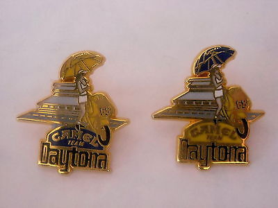 CAMEL 2 pins Daytona - Team n°68