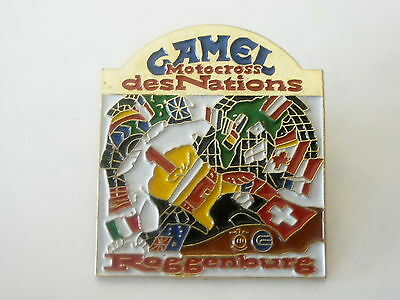 CAMEL pin motocross des nations - Roggenburg