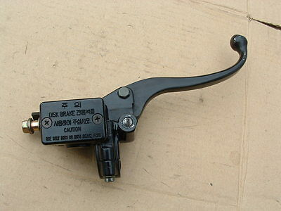 Daelim S1 125 Front Brake Master Cylinder Good Condition