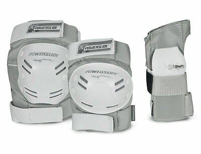 Powerslide Standard Pure (Woman) Schoner Set Damen Schützer