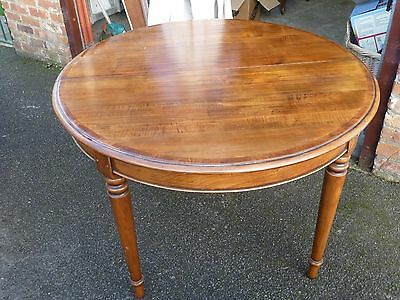 Hand Made Simpsons of Norfolk Reproduction Cherry Wd Table, Chairs and Sideboard