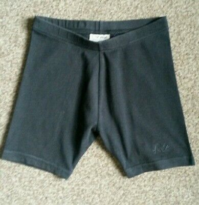 **NEXT**Age 8y Black PE Cycle Style Shorts**
