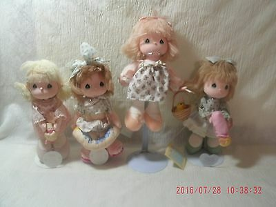 Applause Precious Moments Soft Dolls 1985 1988 1989 1988