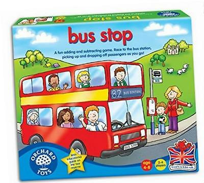 Orchard Toys Bus Stop Maths Skills Development Game