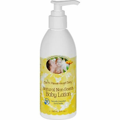 Earth Mama Angel Baby Lotn Natural Non-Scented 8 Fz X 6