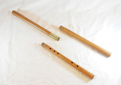 """Kaval/Caval and Overtone/Harmonic Flute,Tilinko in """"D"""" - professional, tunable"""