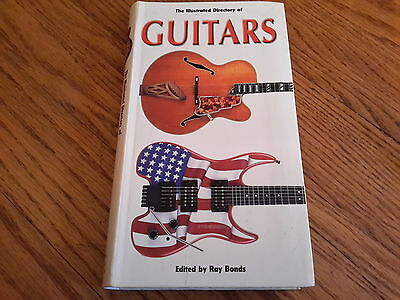 The Illustrated Directory of Guitars ..Excellent guitar picture and history book